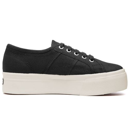Tenis-Mujer-Superga-2790Acotw-Linea-Up-And-Down-Negro